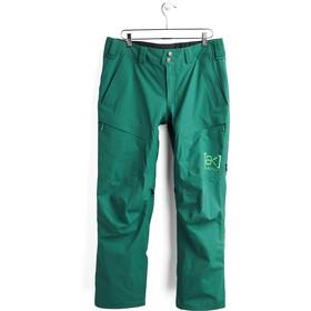 Burton Swash Pantalones Gore-Tex Hombre, verde